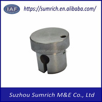 Customized high precision OEM CNC fixed head shaft