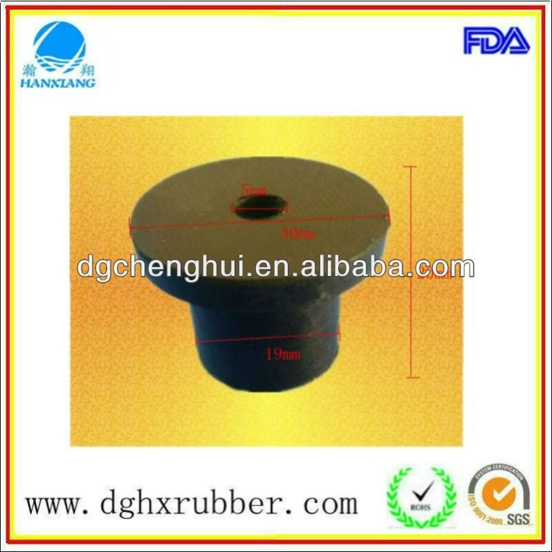 waterproof,High Quality Cr Rubber Water Stopper for bottle,hole