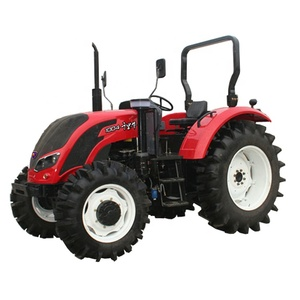 QLN CE Approve 4 Wheel Large Power Drive 100hp Farm Tractor
