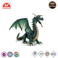ICTI Approved Factory Custom Small Plastic Dragon Toys