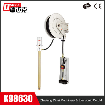 Oil Hose Reel Kit - 1,500 PSI