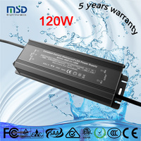 constant current led power supply 120w 2100mA/waterproof electronic led transformer/lifud driver for led down light