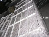 galvanized knitting wire mesh demister pads