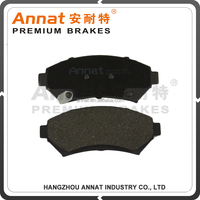 Buy Top Quality Auto Parts Brake Pad 58101-1CA00/58101-24B00 for ...