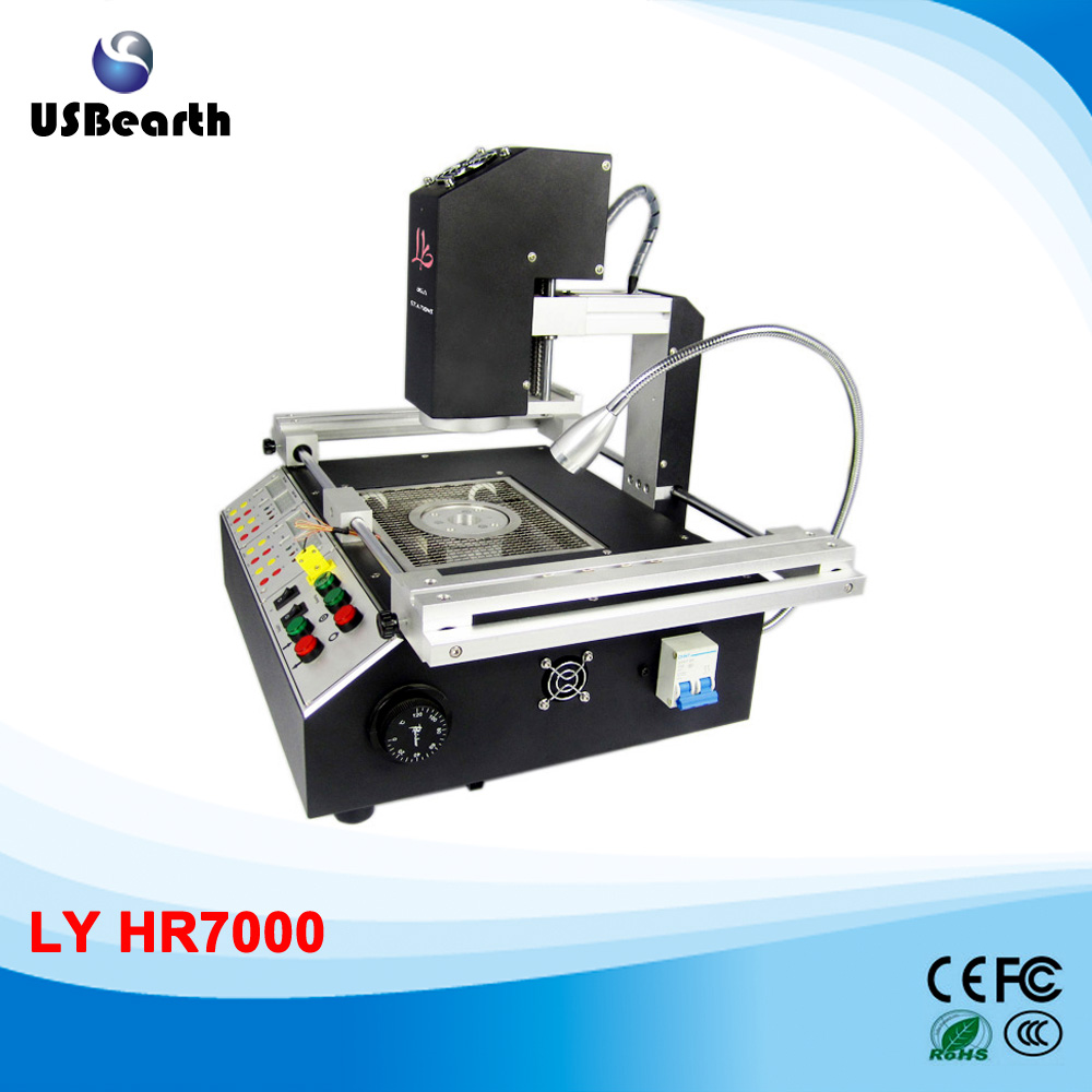 LY HR7000 hot air station BGA rework station SMT/SMD soldering machine