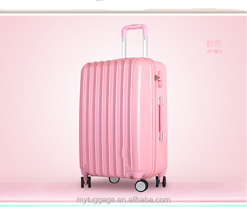 China Wholesale travel trolley luggage bag and sky travel on wheels business suit case
