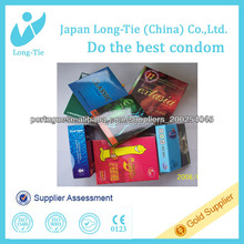 Japan patent one touch condom manufacturer, Japan Long-Tie(China) CO., LTD. offers all kinds of touch condoms types