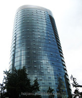 Skyscraper Aluminum Glass Curtain Wall
