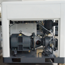 75kw 100hp industrial rotary screw air compressor direct driven