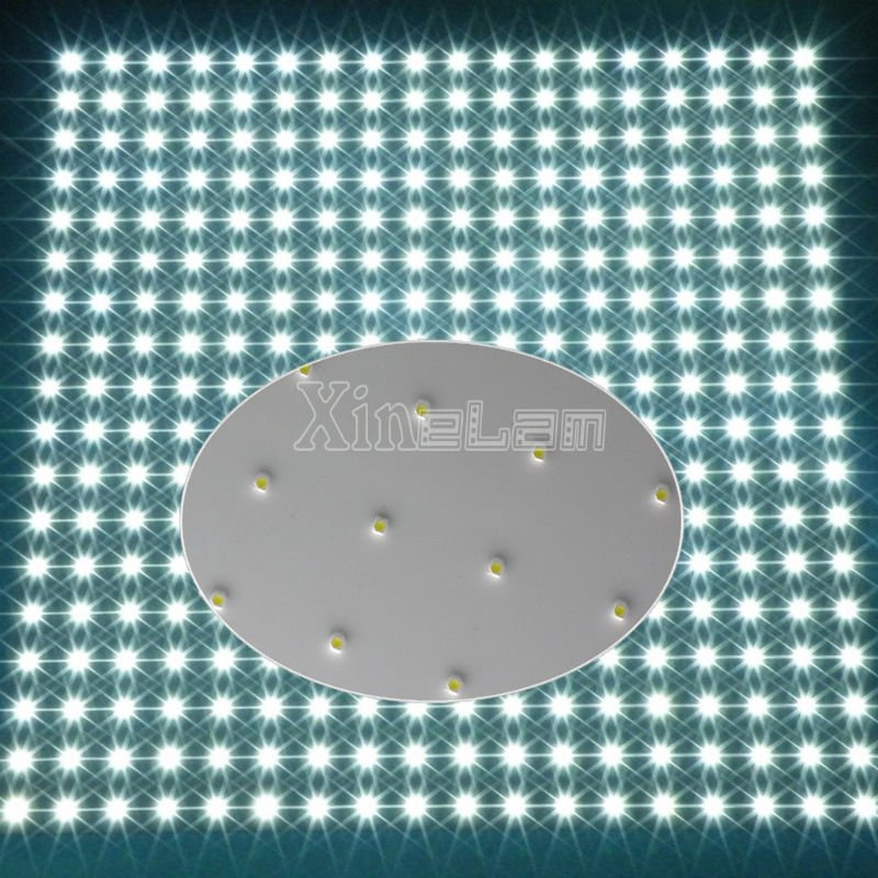 Outdoor/indoor back lighting with top smd led waterproof