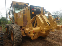 Used Good Condition Motor Grader 140K For Sale,Used road graders sale