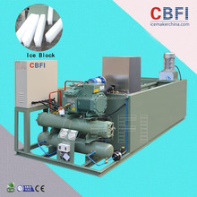 Large capacity ice block maker machine price with CE