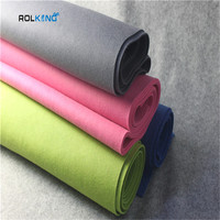 professional manufacturer 3mm natural wool felt with many colors