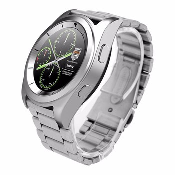 Hot sale! KKTICK G6 Bluetooth 4.0 MTK2502 Smart Watch With Metal Case Heart Rate Monitor Sports Fiteness 380mAh for Android iOS