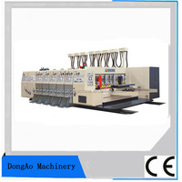 Modern-Design newspaper printing press and cardboard and carton paper rotary printing machine