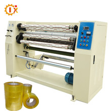 GL--210 More Automatic BOPP Cutting & Rewinding Machine / Adhesive Tape Slitter And Rewinder