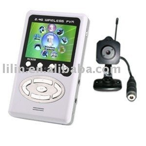 2.4GHz 2.5inch Wireless Camera and Recorder