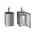 Automatic Draft Tower Beer Dispenser Made In China Beer Keg Fridge With UL CE RoHS