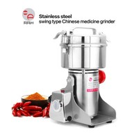 500g new design stainless steel food grinder mill powder machine