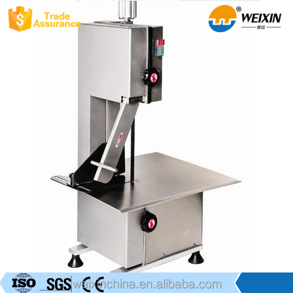 Frozen Fish Cutting Machine/Frozen Chicken Meat Processing Machine