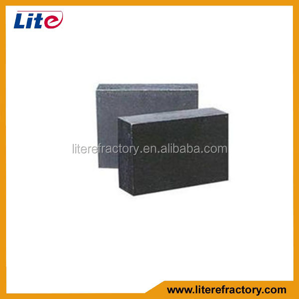 Corundum Based Refractory Anti Erosion Alumina Magnesia Carbon Ladle Brick for Steel Industry