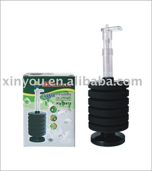 bio-sponge filter aquarium