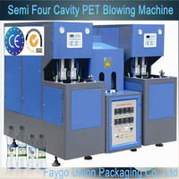 High efficiency Low production cost Semi Autoamtic plastic bottle blowing machine price