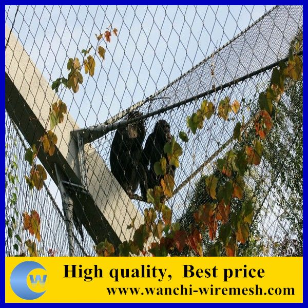 close to nature, green and environmental protection/rope mesh