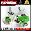 43CC 2Stroke 3T Metal Blade Brush Cutter Paddy Cutter