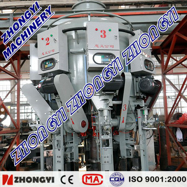 BHYW-8D automatic packing machine