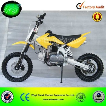 2016 hot sell 125cc dirt bike