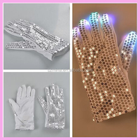 Newest Style Led Party Gloves Party Decorations Led light Up Gloves
