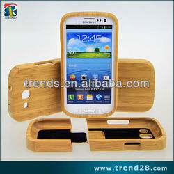 for samsung galaxy s3 natural bamboo wood case