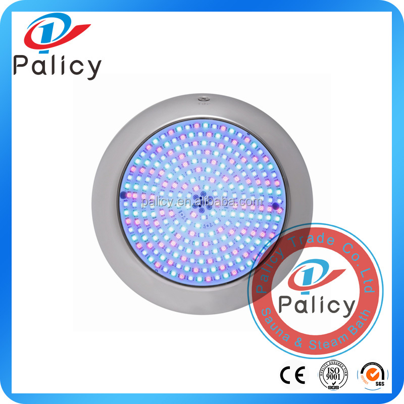 Popular color changing par56 LED swimming pool lights ip68