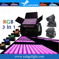 Buildings Towers Wash 180*9W RGB 3 in 1 DMX Wireless Led City Color Light