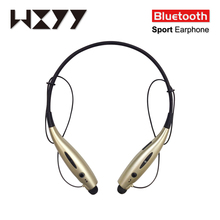 HBS 730 Sport Music Stereo Bluetooth Headset Wireless Headphone 4.1 In-Ear Noise Cancelling Best Sport Earphone Bluetooth