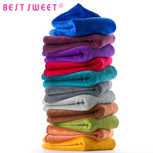 china factory 23 colors microfiber fabric yard for bath towel terry towel set