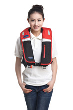 Alibaba Supplier Inflatable Life Vest For Fishing Surfing