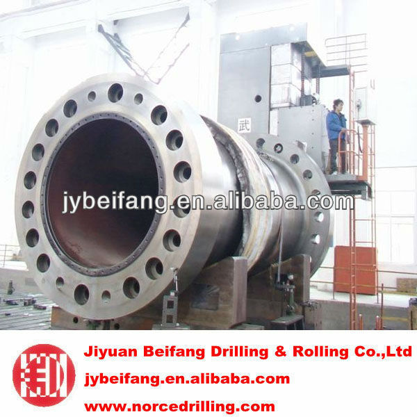 fan shaft,wind turbine main shaft for Wind Turbine Generator