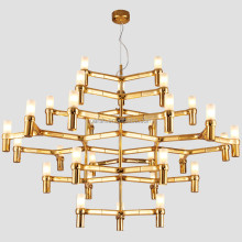 Villa Hotel Project Crown Minor Chandelier Modern