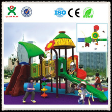childrens wooden climbing frames construction toys for kids day care center playground equipment QX-032B