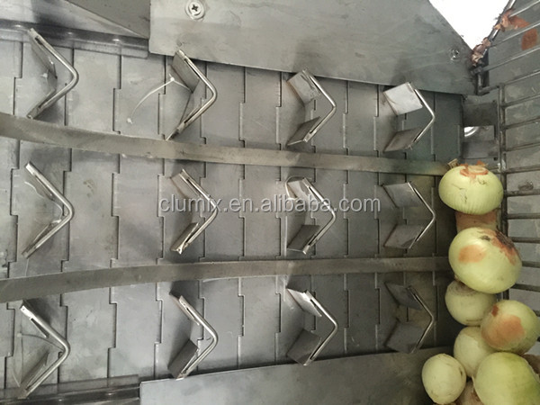 top quality garlic & onion peeler machine