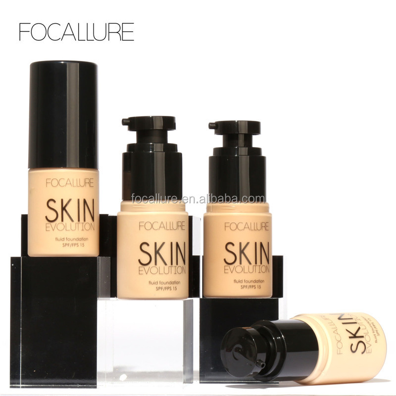 Focallure Face Foundation Makeup Base Liquid (8 Colors)