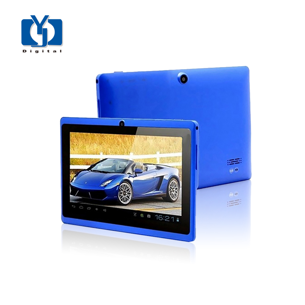 7 inch tablet, quad core A33 tablet pc, bluetooth wifi tablet android