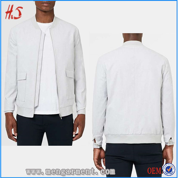 2017 Trending Products Bomber Jacket Comfertable Mens' Jackets From Alibaba USA
