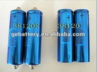 3.2V 10Ah 38120S Cylindrical Rechargeable Lifepo4 Battery Cell for EV UPS E-bike E-scooter energy storage
