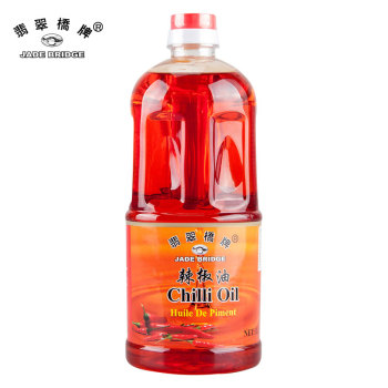 1L China bulk chili oil / cooking oil