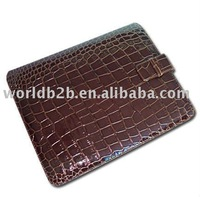 Leather Sleeve Pouch Case for iPad 2