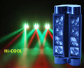 China DJ equipment LED lights HI-COOL cheapest LED spider moving head lights