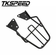 Motorcycle luggage rack for Honda MSX125 Grom Resistant Steel Structure